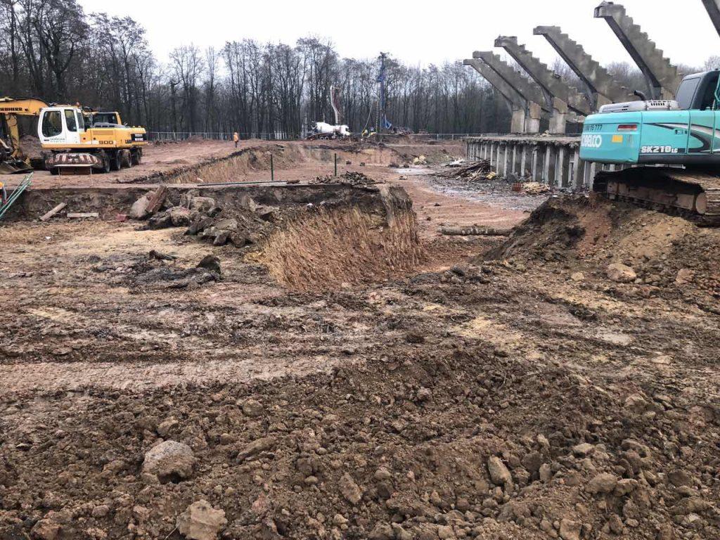 Dariaus ir Girėno stadiono rekonstrukcija