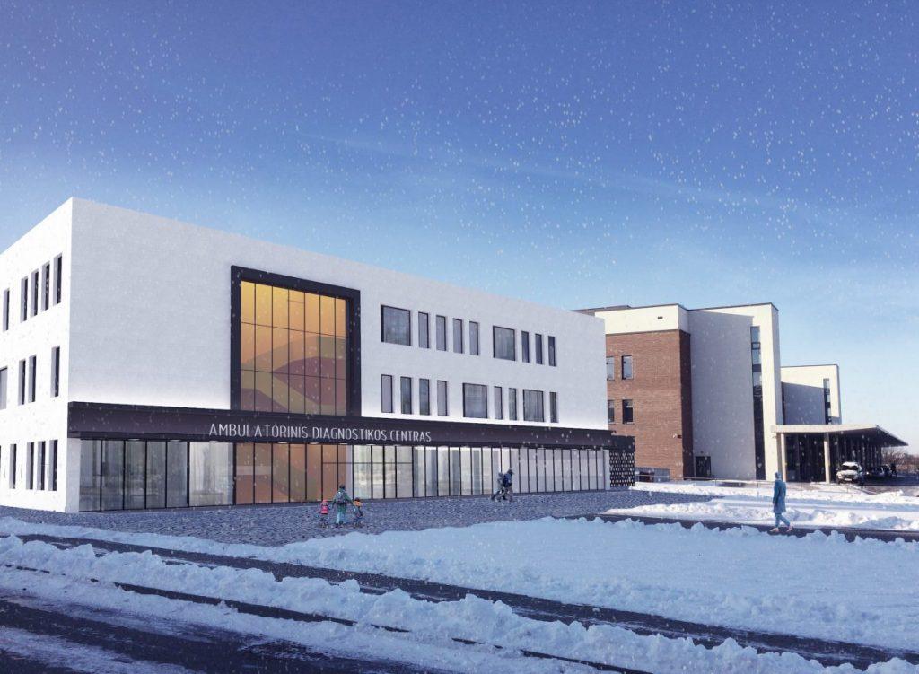 LSMU Ambulatorinis diagnostikos centras